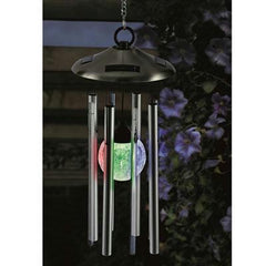 Wind Chime with Solar Light