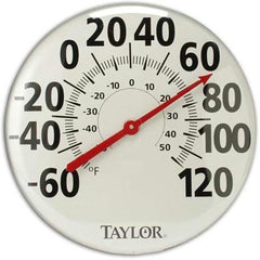 "18"" Metal Thermometer"