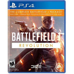 Battlefield 1 Revolutn Edt PS4