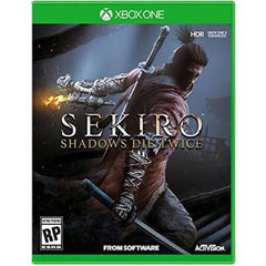 Sekiro Shadows Die Twice Xb1