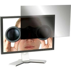 "23"" Wide Privacy Screen Monit"