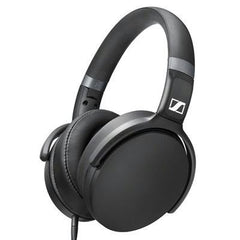 Closed Back On Ear Hdphone Blk
