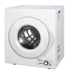 2.6 Compact Clothes Dryer Wht