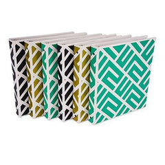 "Fashion Binder Maze 1"" 6pk"