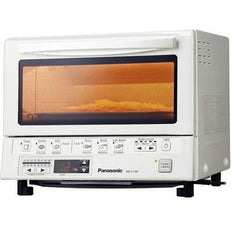 Flash Xpress Toaster Oven Wht