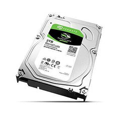 "3TB BarraCuda 3.5"" HHD 7200RPM"