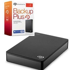 5tb Backup Plus Portble Dr Blk