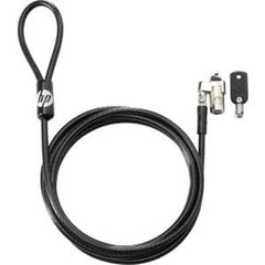 HP Keyed Cable Lock 10mm CTO