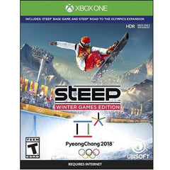 Steep Winter Games Edition XB1