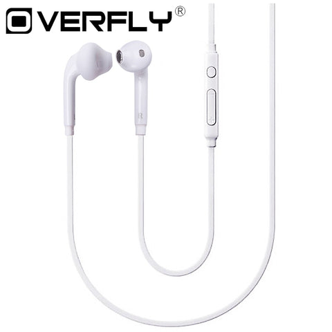 Headset with Microphone 3.5mm Wired Earphone Portable Sport Running Stereo Headphone Remote Control for iPhone Samsung S6 Xiaomi