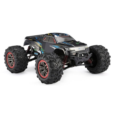 High Quality 9125 4WD 1/10 High Speed 46km/h Electric Supersonic Truck Off-Road Vehicle Buggy RC Racing Car Electronic Toys RTR