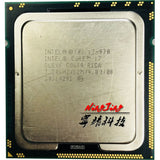 Intel Core i7-970 i7 970 3.2 GHz Six-Core CPU Processor 130W 12M LGA 1366
