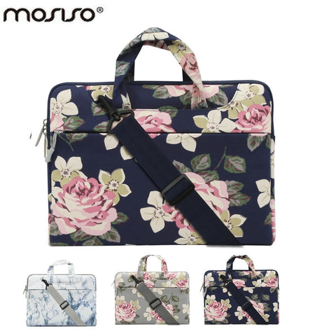 MOSISO 11 13.3 14 15.6 inch Designer Notebook Shoulder Bag for Macbook/Acer/Asus Laptop Computer Bags for New Pro 13 Touch bar