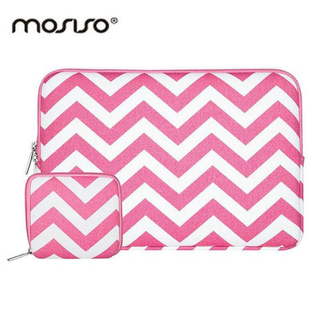 MOSISO 2017 Fashion 11 13 14 15.6 inch Universal Laptop Ultrabook Notebook Skin Bag for Macbook Air Pro Sleeve Case Women Men