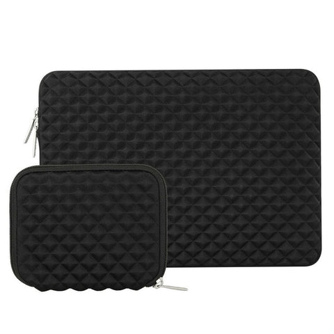 MOSISO New Design Water Repellent 11 13 15inch Laptop Sleeve Bag Protect Zipper Case Cover for New Macbook Pro 13/Acer/Asus/Dell
