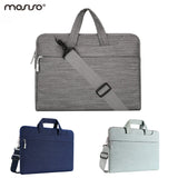 Mosiso Laptop 11 13 14 15.6 inch Messenger Bag for Macbook Air 11 /Pro13 15/Retina Computer Bag for Dell HP Lenovo Mac Women Men