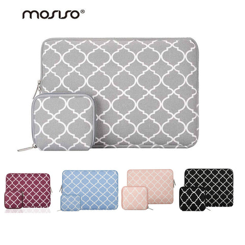 Mosiso Laptop Case Sleeve Bag 11-15.6 inch for MacBook Air 13 Pro 13 15 Chromebook Acer ASUS ZenBook HP Dell Accessories 2017