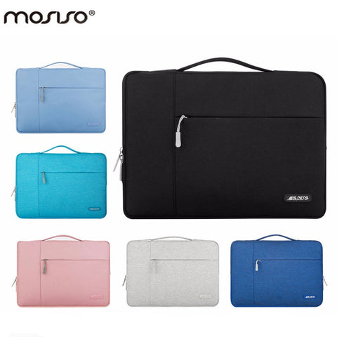 Mosiso for Mac A1706 /A1989 Portable Zipper Briefcase Bags for Macbook Pro 13 inch 2018/Microsoft Surface Pro 5 year 2017/ 4 / 3