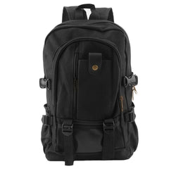 New Fashion Men's Backpack Vintage Canvas Backpack Rucksack Casual School Bags Men Large Capacity Travel Laptop Backpack Bag