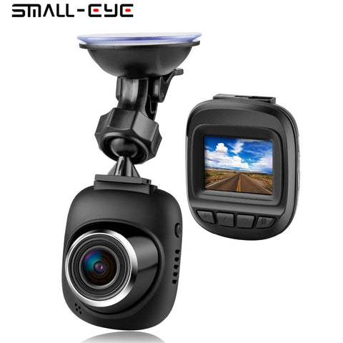 SMALL-EYE Car Dvr Dash Cam 1.5 inch Mini LCD Real Time Surveillance Car Camera Full HD 1080P Recorder Registrar