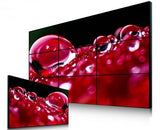 Samsung DID LED LCD TV screen 46 inch 3x3 LCD video wall with 5.7mm screen to screen 4K display supported