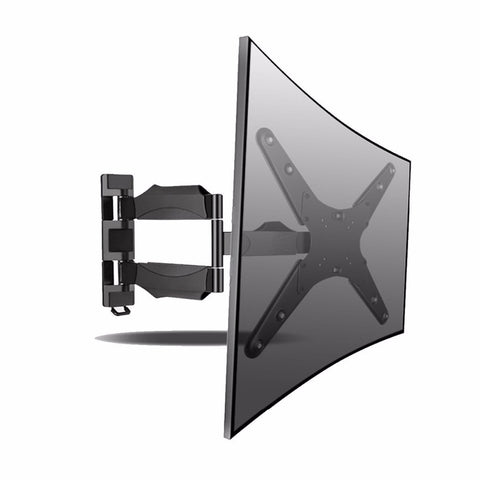Suptek MA4262-1 Articulating Full Motion Tv Wall Mount For Most 30-50'' (some 55'') Screens Fits LED, LCD Plasma TV MA4262-1