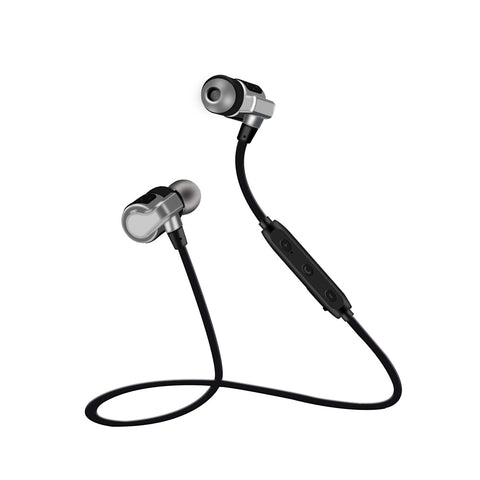 UP-LXA Magnetic Bluetooth Earphone with Mic Bluetooth Headset Stereo Sport wireless headphone for phone iPhone xiaomi