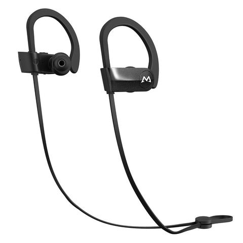 Upgrade Mpow D7 Bluetooth 4.1 Earphone Wireless IPX7 Waterproof Headphone Handsfree Calling 10-12 Hours Playing Time Headphones