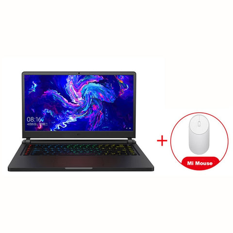 Xiaomi Mi Gaming Laptop 15.6 Inch Intel Core i5 i7 8GB / 16GB DDR4 256GB SSD + 1TB Windows10 Backlit Keyboard Mi Notebook