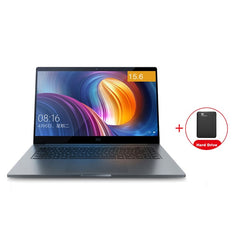Xiaomi Pro Laptop 16GB RAM 256GB SSD Intel Core i7-8550U Quad Core CPU MX150 2GB GDDR5 Computer Fingerprint Recognition Notebook