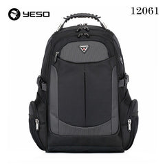 YESO Brand Laptop Backpack Men's Travel Bags 2019 Multifunction Rucksack Waterproof Oxford Black Computer Backpacks For Teenager
