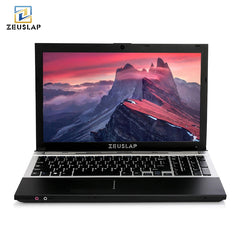 ZEUSLAP 15.6inch Quad Core 8G ram 500GB hdd intel pentium with DVD ROM 1920x1080 screen Windows 10 Notebook PC Laptop Computer