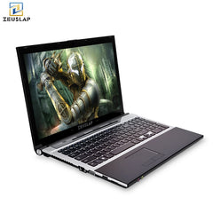 ZEUSLAP 15.6inch intel i7 8gb ram 750gb hdd Dual Core 1920x1080 screen WIFI bluetooth Windows 10 Notebook PC Laptop Computer