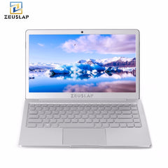 ZEUSLAP 8GB Ram+512GB SSD Quad Core CPU Windows 10 System 13.3inch 1920*1080P Full HD IPS Ultrathin Laptop Notebook Computer