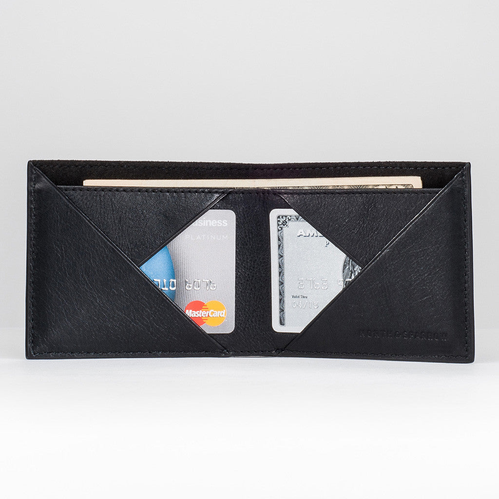 SLIM WALLET - Tan Nappa