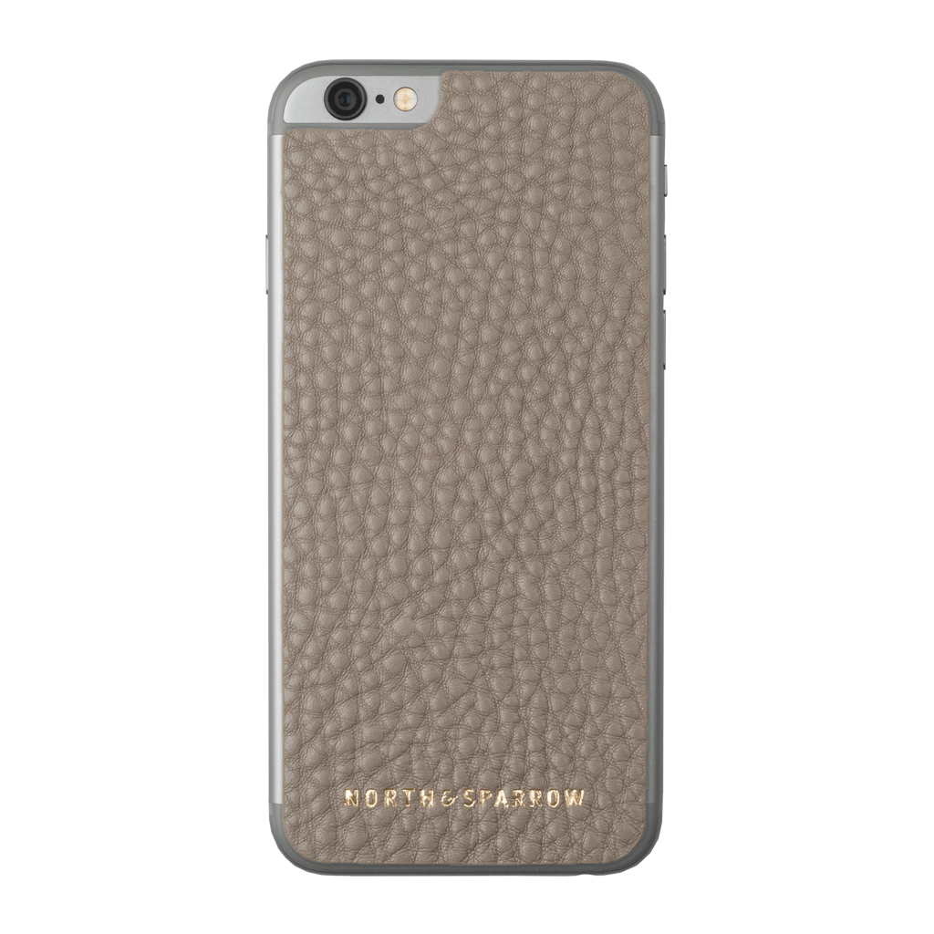Phone Skin - Taupe High Grain