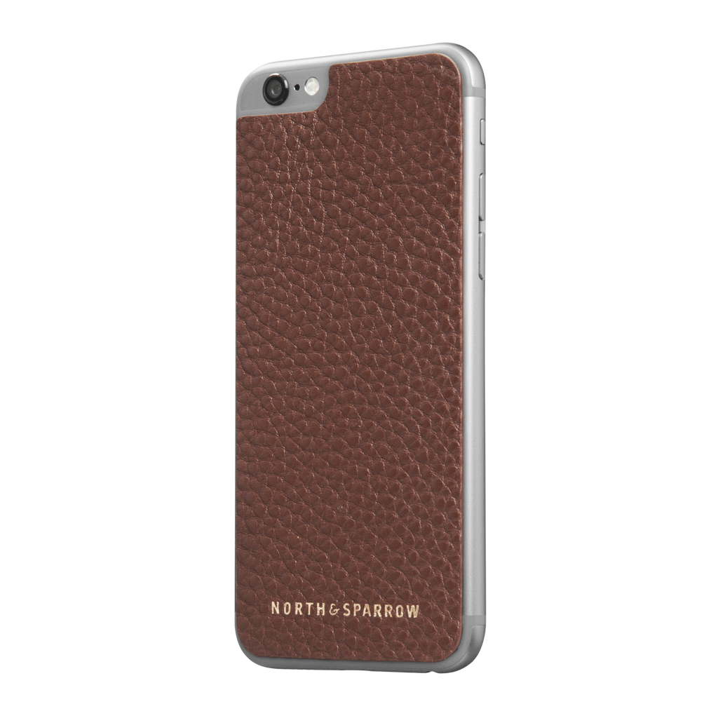 Phone Skin - Chocolate High Grain