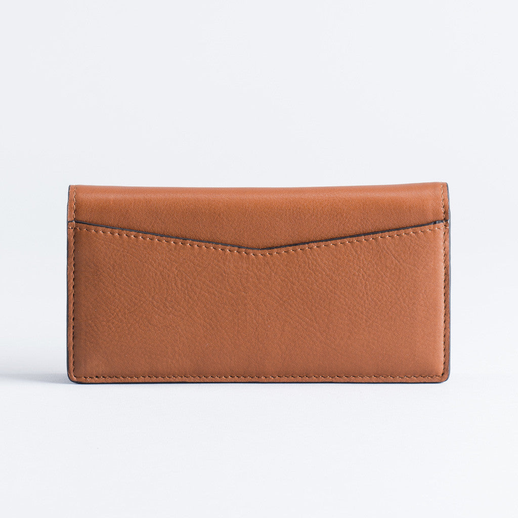 Phone Wallet - Tan