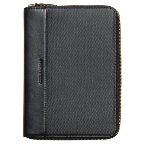 Zip Folio - Black