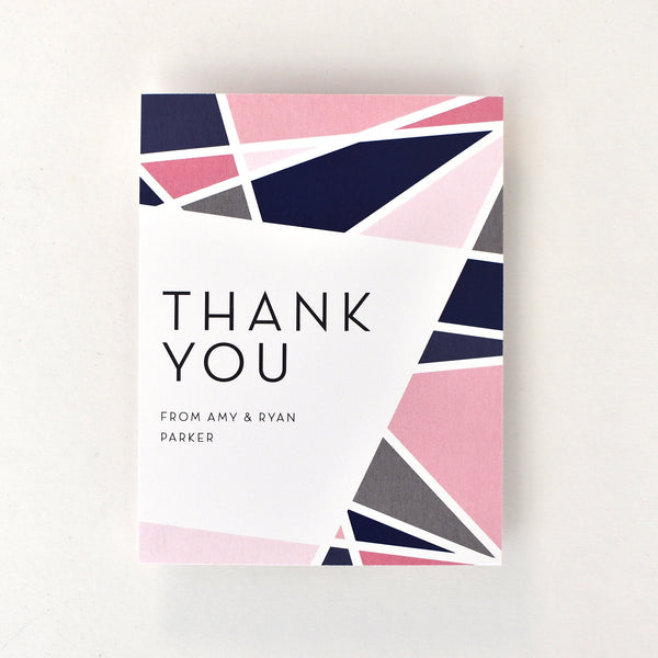 Amy Thank You Card