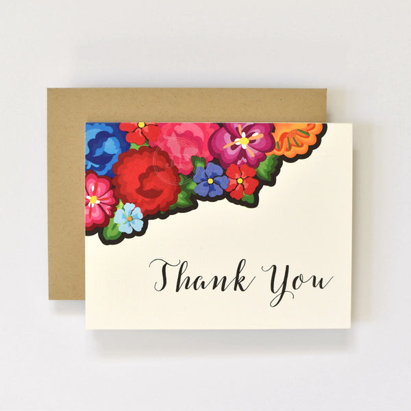 Carley Thank You Card