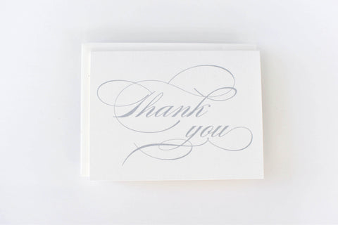 Alyssa Thank You Card