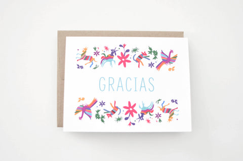 Andrea Thank You Card