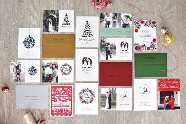 Rachel Suite Holiday Cards