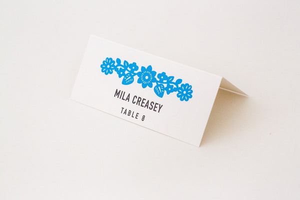 Helena Escort/Place Card