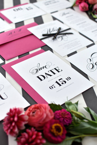 Melissa Suite Save the Date