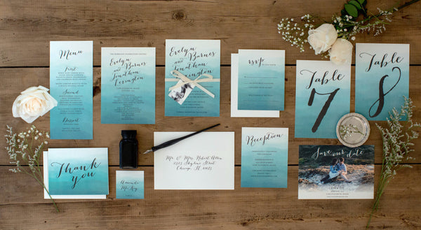 Evelyn Menu