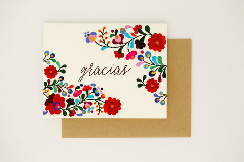 Rachel Thank You Card