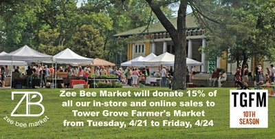 Join us in Supporting Tower Grove Farmer's Market