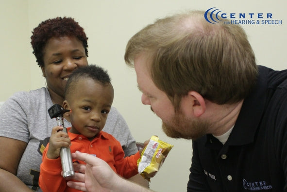 Zee Bee Market donates to St Louis nonprofit Center for Hearing and Speech